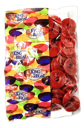 KR37 KING REGAL STRAWBERRY WHEELS 1KG